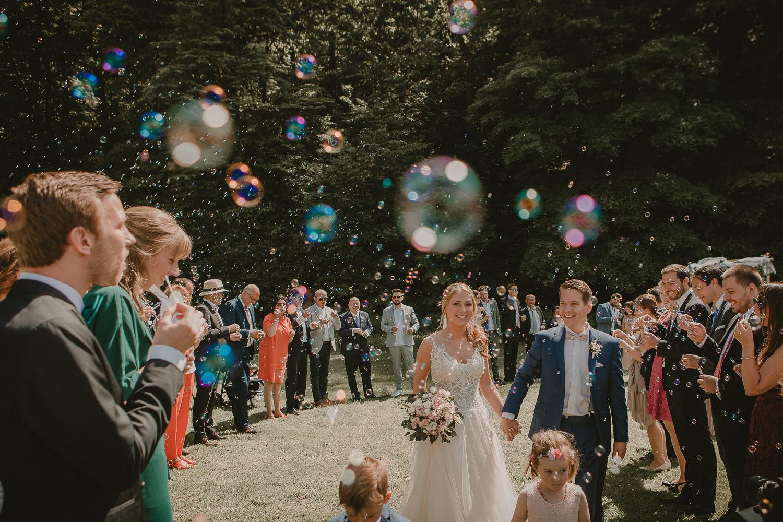 Hochzeit und freie trauung im Naafshäuschen in Lohmar