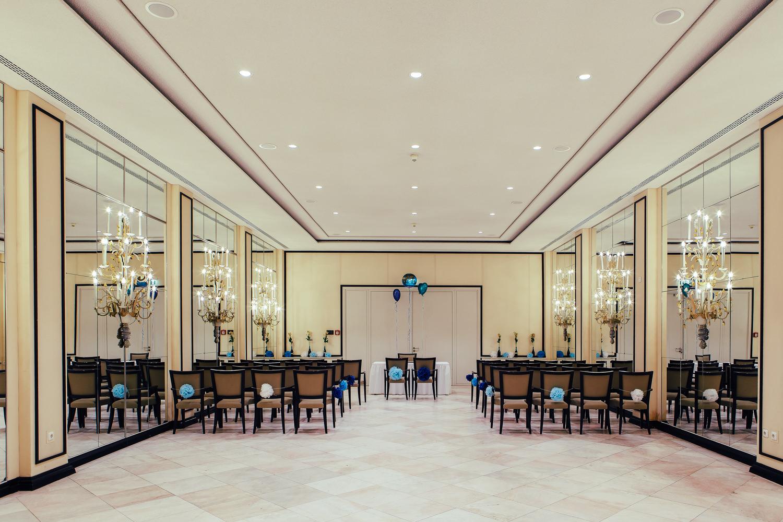 hochzeitslocation bonn hotel königshof spiegelsalon