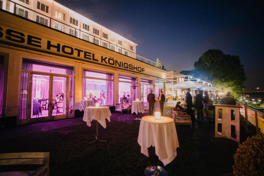 hochzeitsfeier hotel königshof bonn