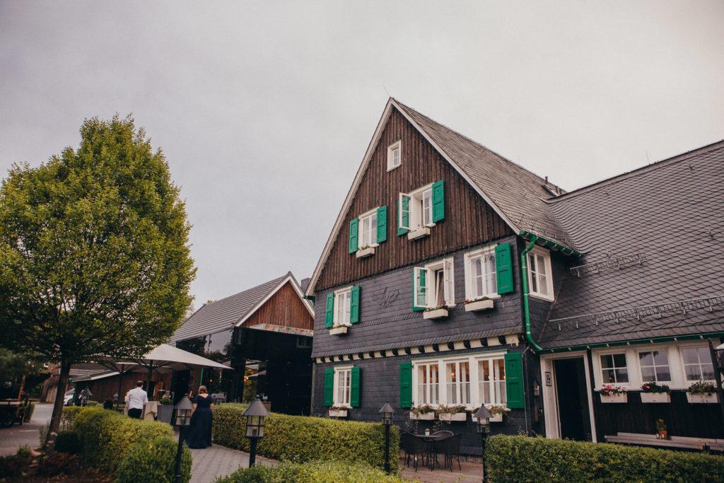landhaus spatzenhof außengelände