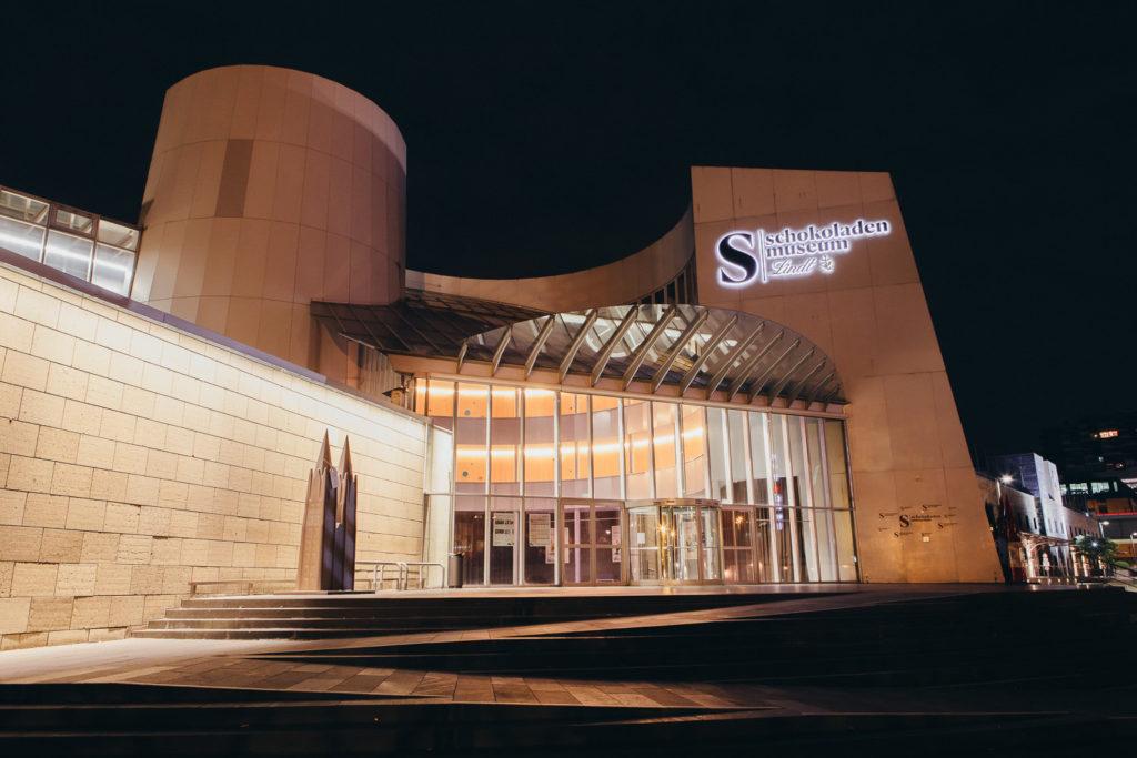 schokoladenmuseum lindt