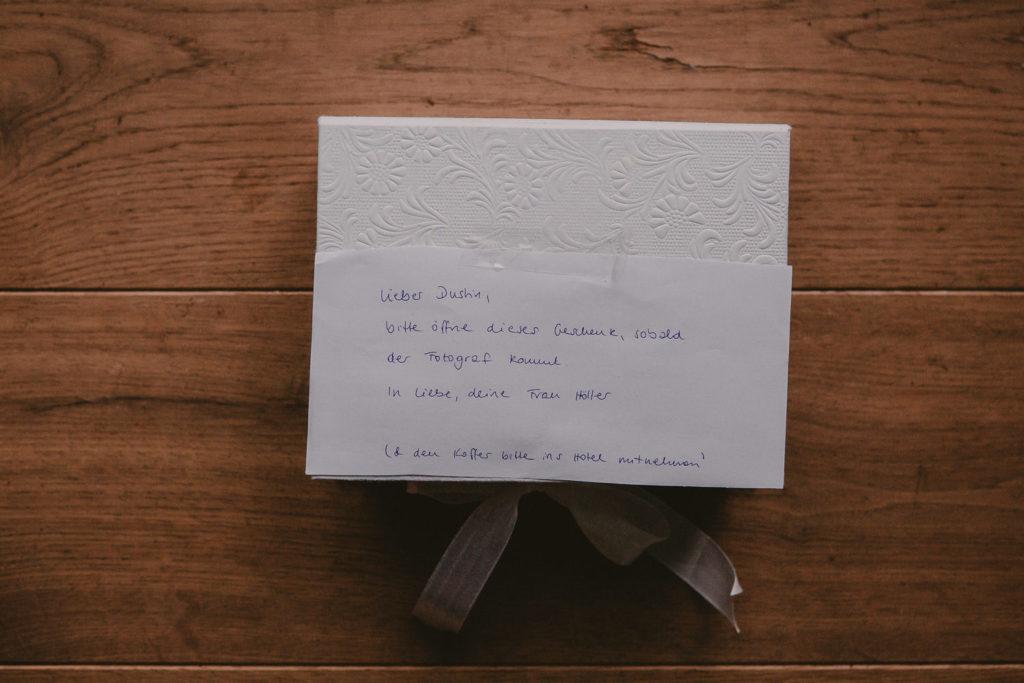 geschenke an bräutigam