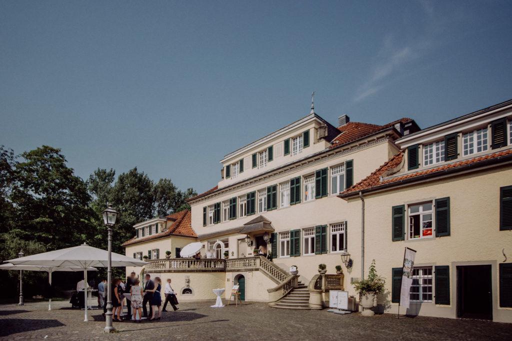 Schloss Eulenbroich location hochzeit rösrath